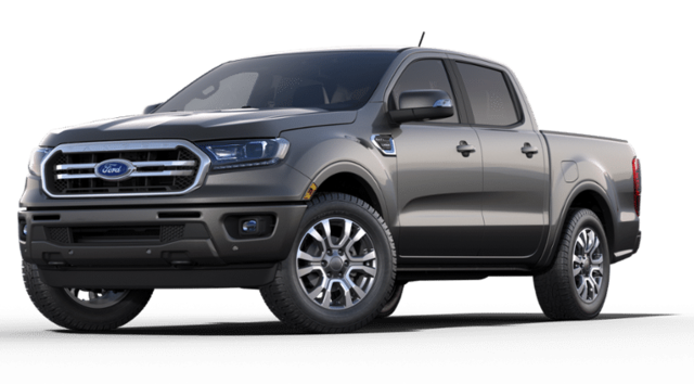 New 2019 Ford Ranger Truck SuperCrew in Dade City, FL